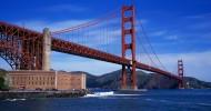 """Мост """"Золотые ворота"""" в Сан-Франциско"""