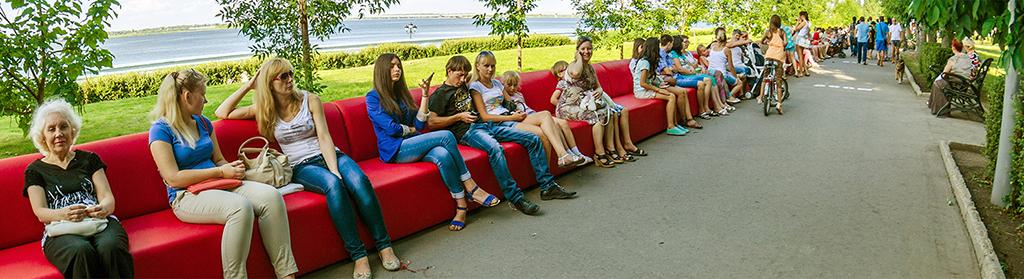 Саратовский супер-диван