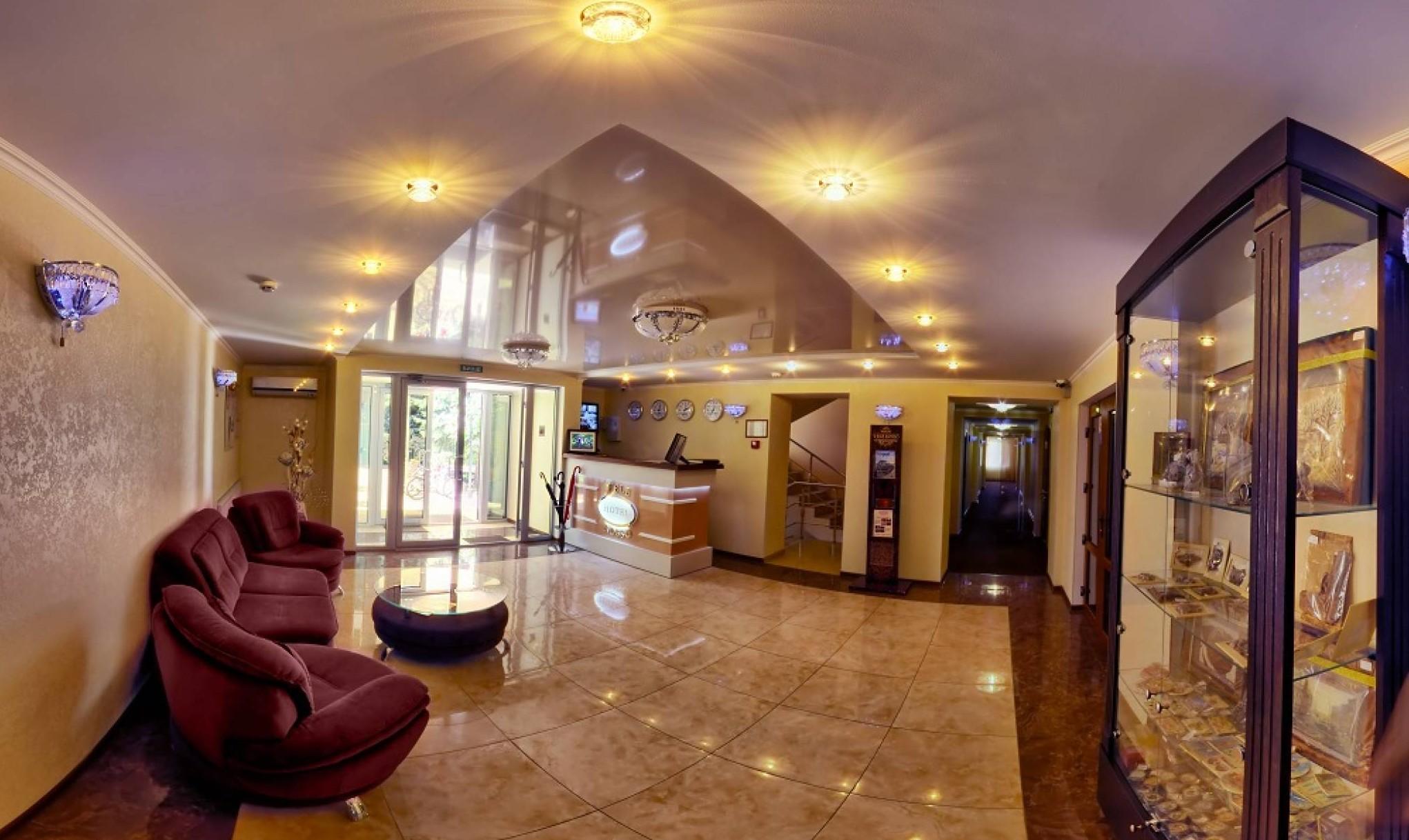 Hotel Vele Rosse Odessa