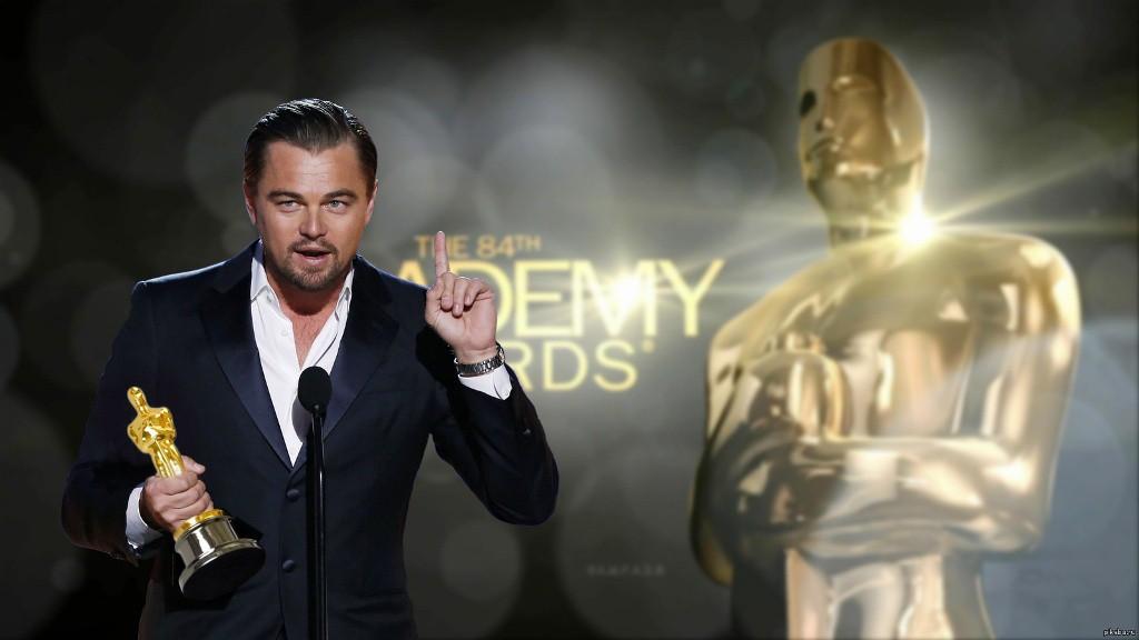 Речь Леонардо Ди Каприо о своей победе на сцене церемонии Оскар 2016