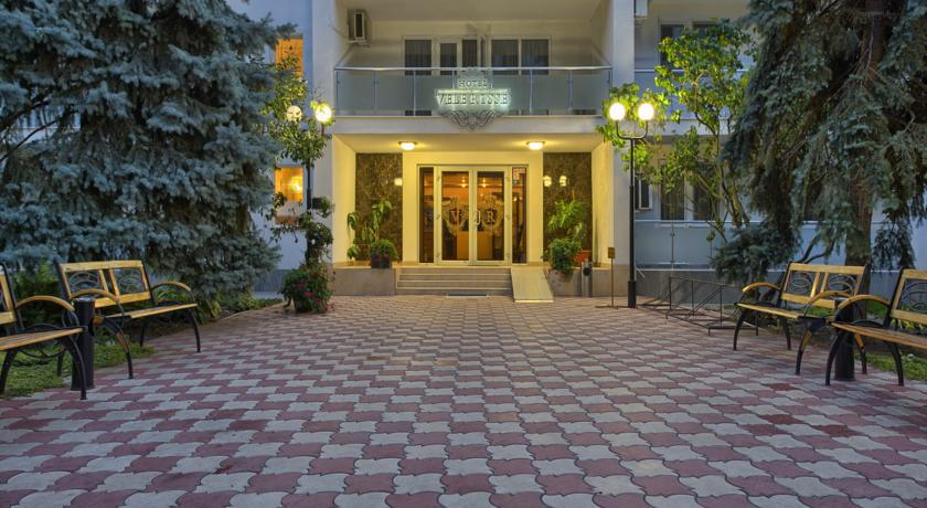 Hotel Vele Rosse