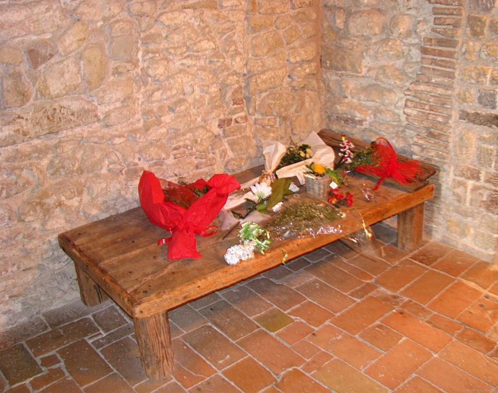 Камера Калиостро в крепости Сан Лео