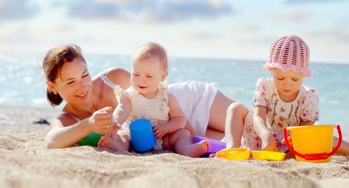 Анапа - отдых с детьми