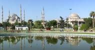 Места для отдыха: Турция