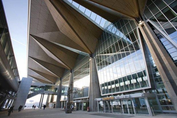 Новый терминал Пулкова