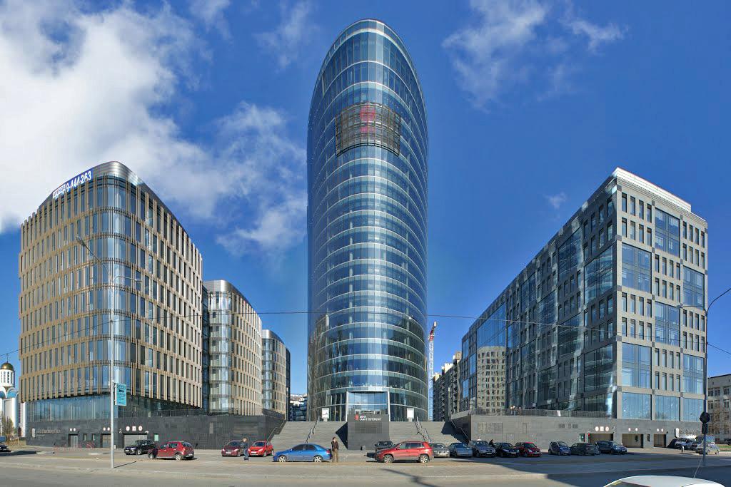 Деловой комплекс «Санкт-Петербург Плаза»