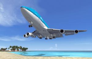 Лучше всего для дальнего путешествия подходят самолеты.