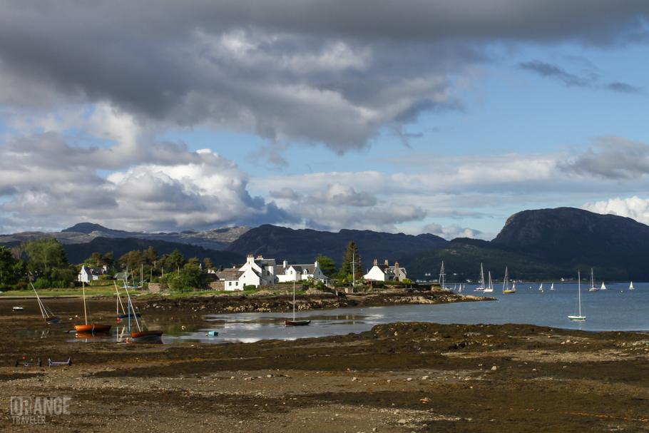 Шотландия глазами Ольги Растегаевой  (фотографии с сайта: http://orange-traveler.com)