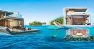 Дубай: виллы на воде