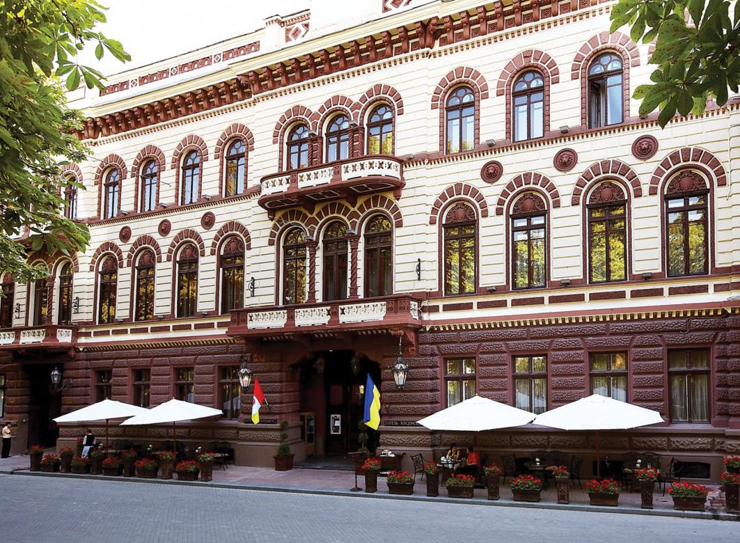 Гостиница «Лондонская», Одесса