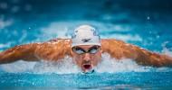 Аксессуары для плавания: стартовые очки