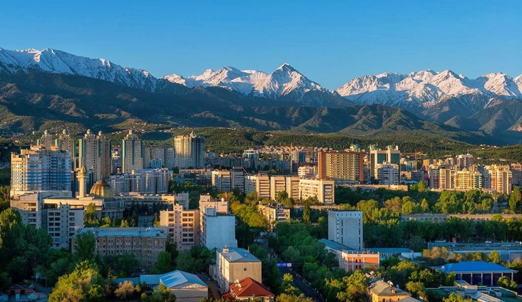 Казахстан, Алматы и окрестности