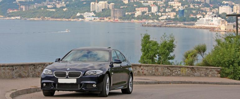 На машине по Крыму: авто на прокат