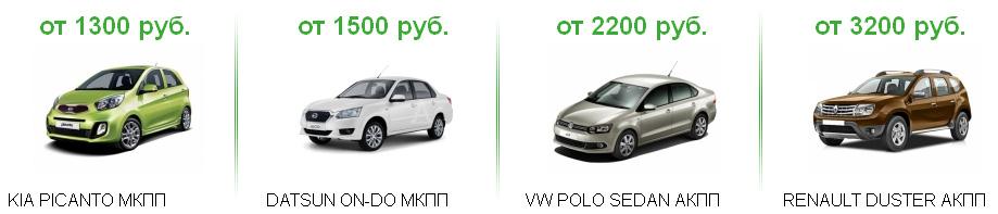 Прокат автомобиля в Крыму