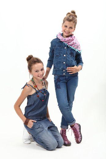 Джинсовая одежда - всегда стильно