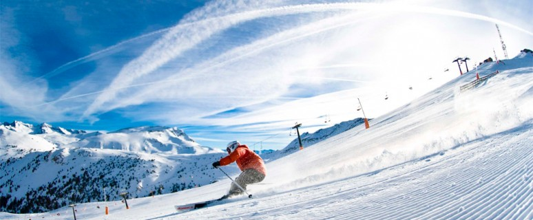 Где в России лучше всего кататься на сноуборде либо лыжах?