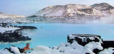 Термальные источники в Исландии