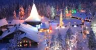 Лапландия — путешествие в сказочную страну