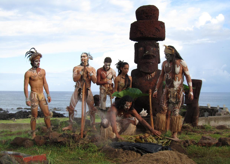 Остров Пасхи — загадка в Тихом океане