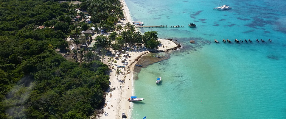 Остров Саона — райское наслаждение Доминиканы!