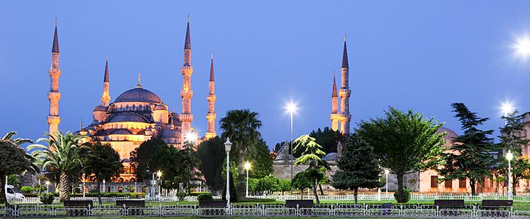 Незабываемая красота Турции