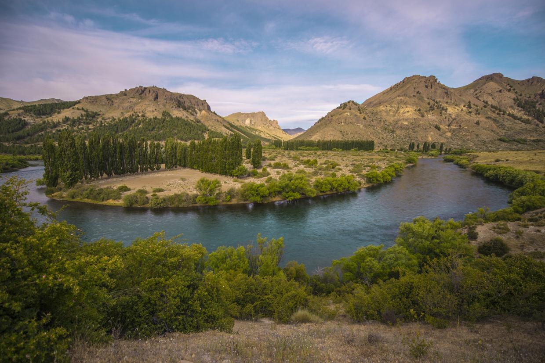 Озерный край Аргентины
