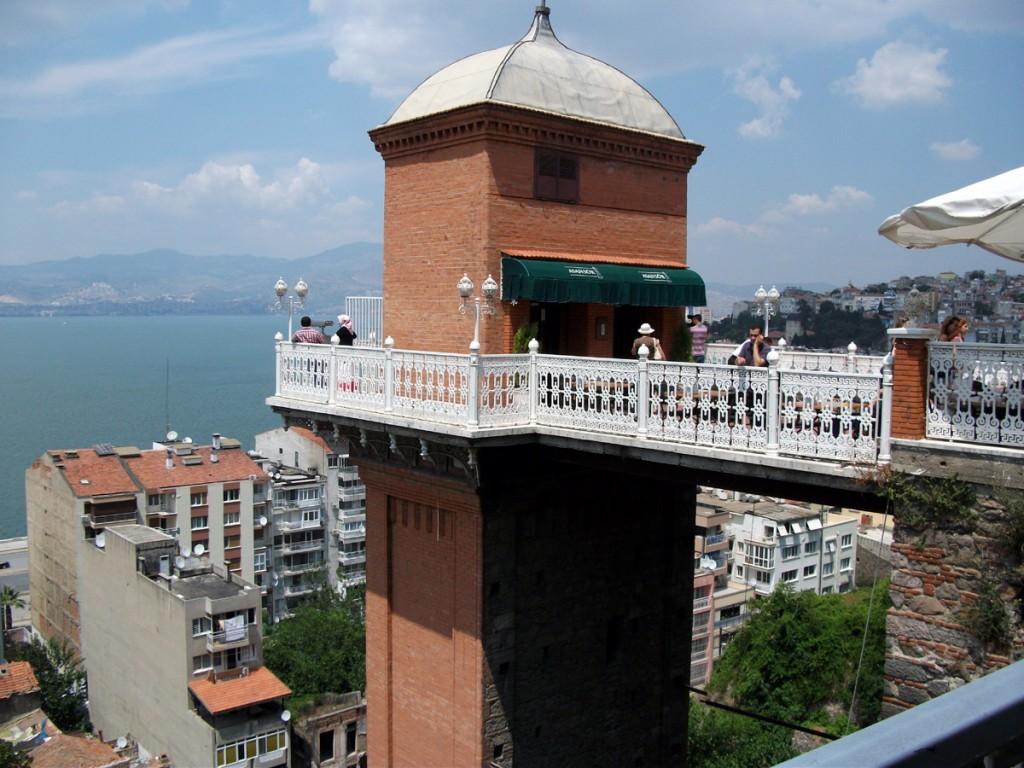 Лифт Асансор, Турция