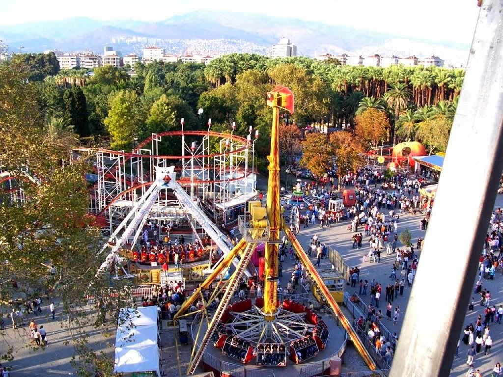 Измир, парк «Фуар»