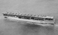Первый авианосец США