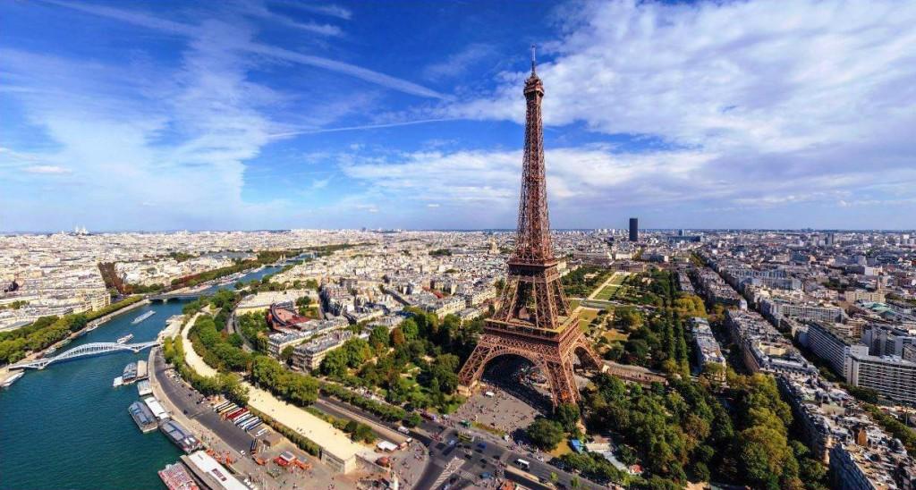 Франция ждет Вас