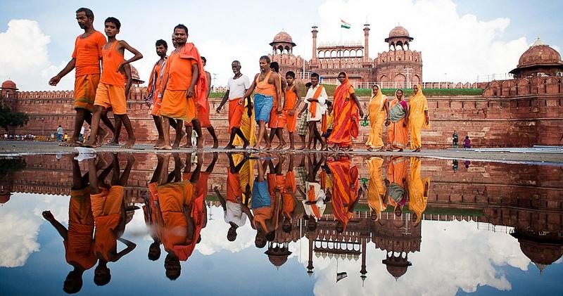 """Необычная поездка в Индию: программа """"Золотой треугольник"""" для знакомства со страной"""