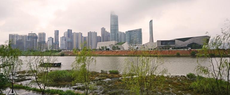 Китай – мировой промышленный центр и страна с уникальной природой и историей