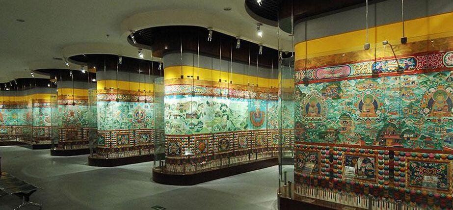 Музей культуры тибетской медицины Цинхая