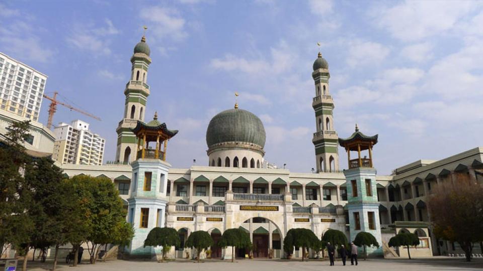 Мечеть Дунгуань, Синин (Китай)
