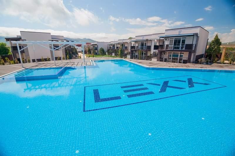 Бассейн - SPA-отель LEXX, 500 кв.м.