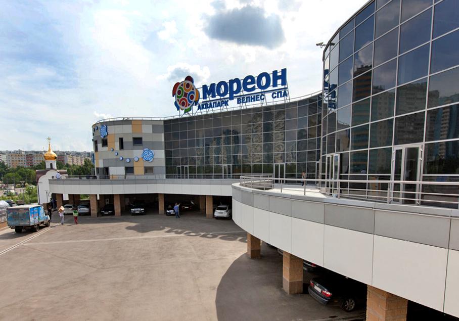 Аквапарк «Мореон» в Ясенено – самый большой в столице