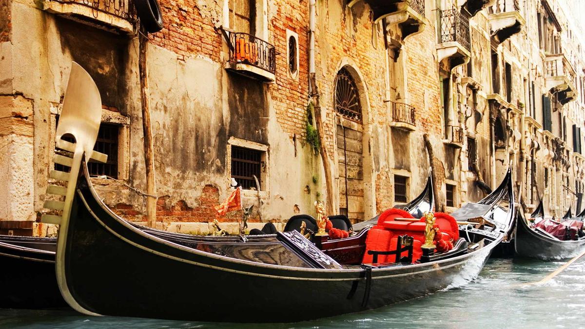 Венеция: идти или плыть?