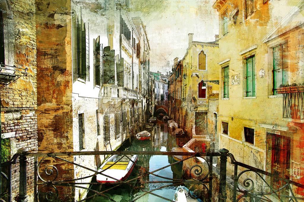 Старая Венеция