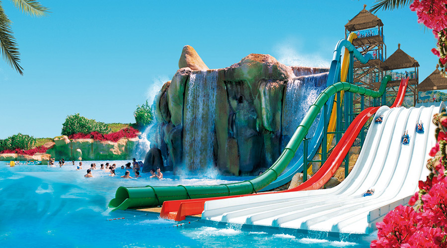 «Акваландия» - лучший аквапарк Испании