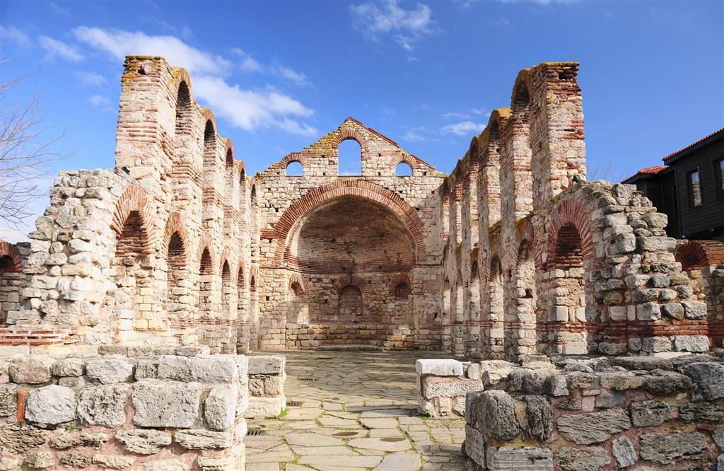 """Церковь """"Святой Софии"""" - Старая митрополия Несебр, Болгария"""