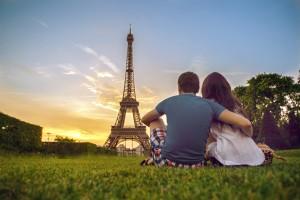 Романтика Парижа