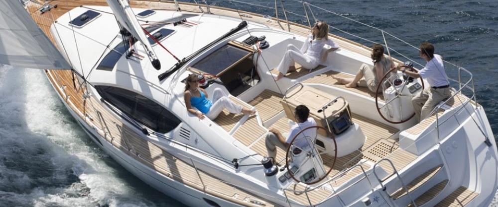 Яхтинг: безопасно, интересно, комфортно!