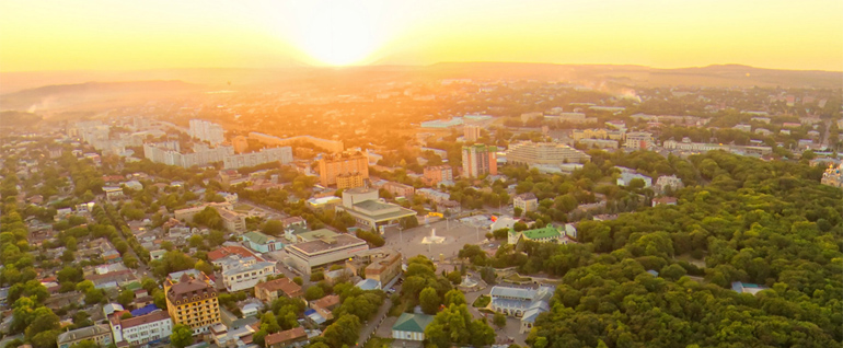 Ессентуки — один из лучших лечебно-курортных городов России