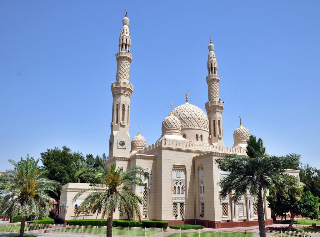 Мечеть Джумейра, Объединенные Арабские Эмираты