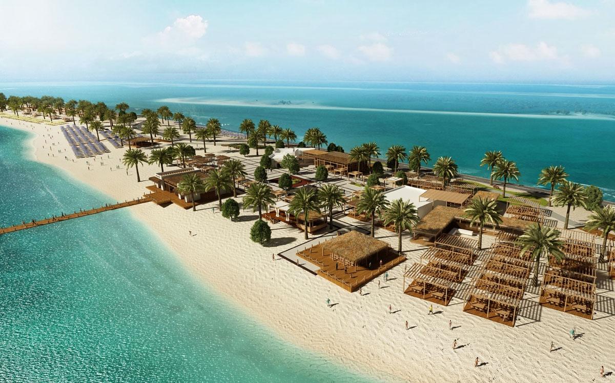 Остров Сир-Бани-Яс (Абу-Даби)