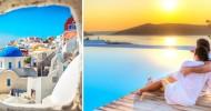 Греция — рай для влюбленных