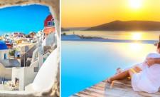 Греция - рай для влюбленных
