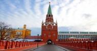 Экскурсии по Кремлю в Москве