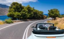 Путешествовать по Криту на автомобиле здорово!