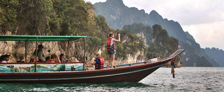 Туристический комплекс озера Чео Лан – Као Сок